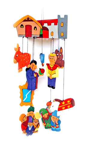 Mobile and Wind Chimes